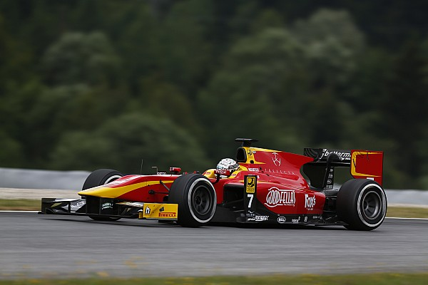 King encara segunda temporada na GP2 pela Racing Engineering