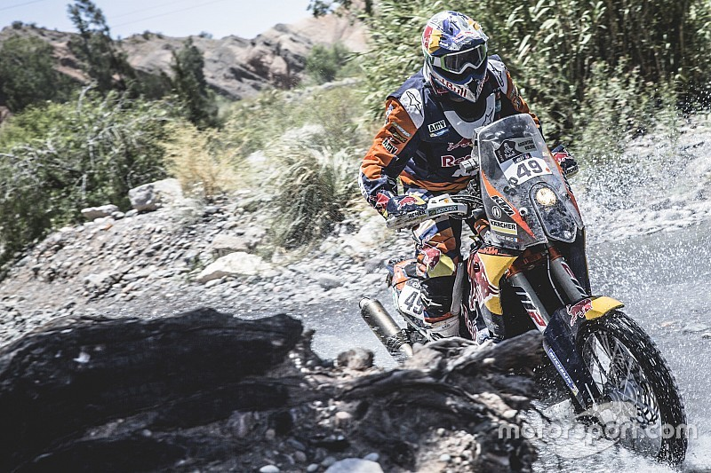 Dakar, Moto: ecco come vanno i Rookie