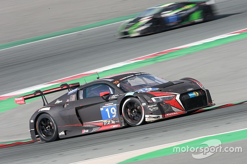 Victory for the Audi R8 LMS in Dubai