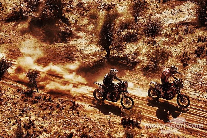 Dakar, Van den Goodbergh vince la Moto-Malle