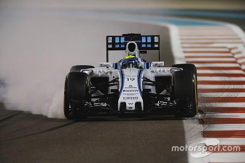 Масса считает, что Williams необходимо сделать шаг вперед