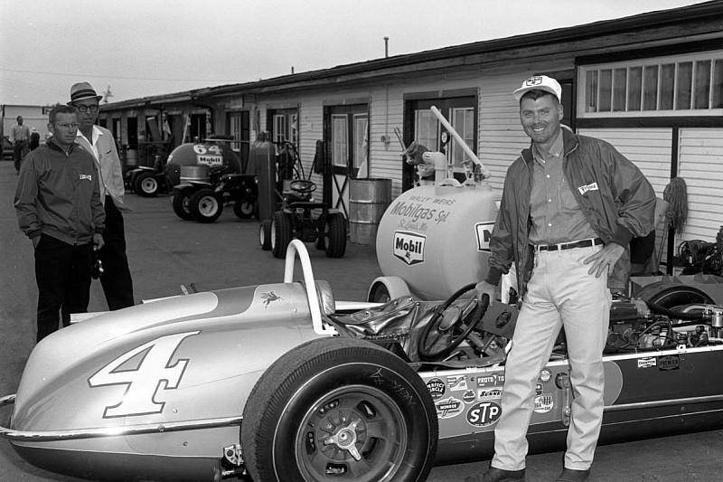 Indy 500 veteran Bob Harkey dies aged 85