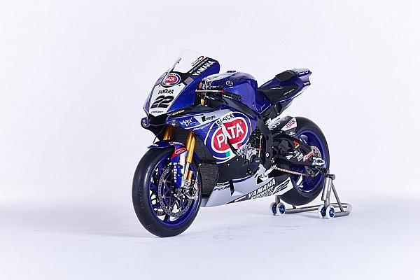 Yamaha zeigt Motorrad für Superbike-Saison 2016
