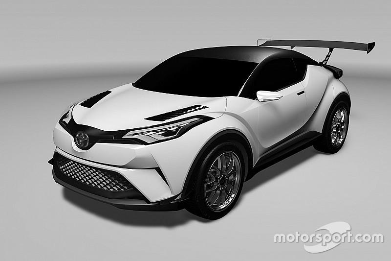 Toyota: Mit einem Crossover auf die Nürburgring-Nordschleife