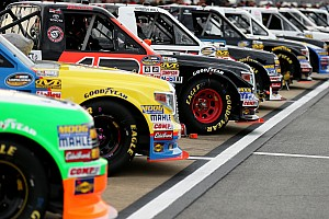 NASCAR Truck Breaking news NASCAR to offer crate engines to Truck teams in 2016