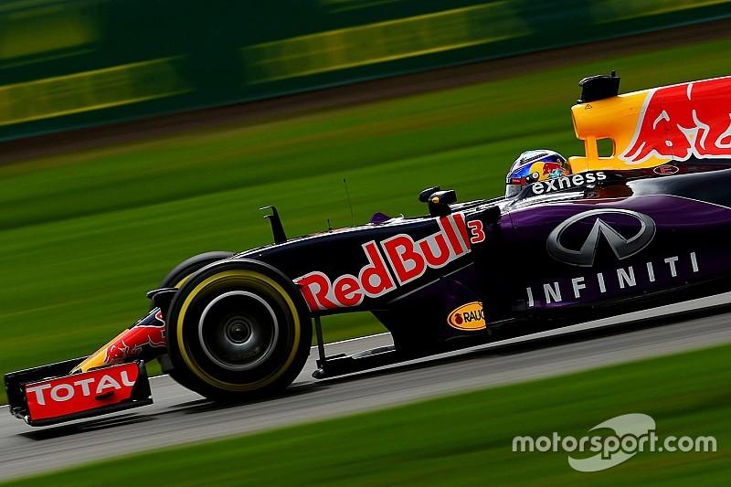 """Por que a """"paz na F1"""" é uma má notícia para a Red Bull"""