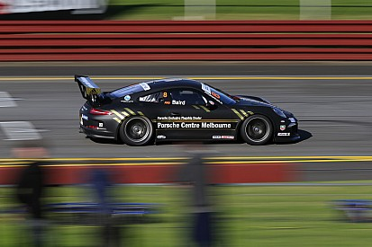 Baird steps back from racing, takes Porsche Driving Standards role