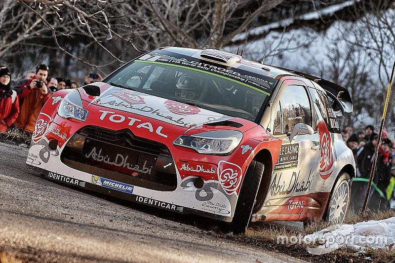 WRC Monte Carlo: Meeke verslaat Ogier op eerste dag
