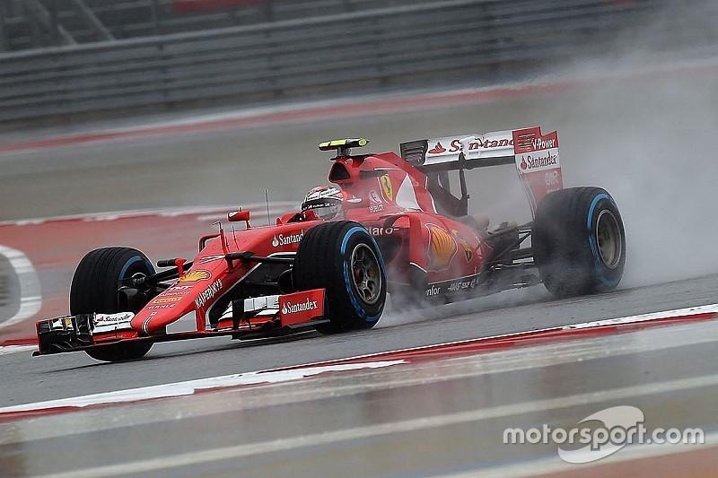 Pirelli confirma pilotos para las pruebas de lluvia en Paul Ricard