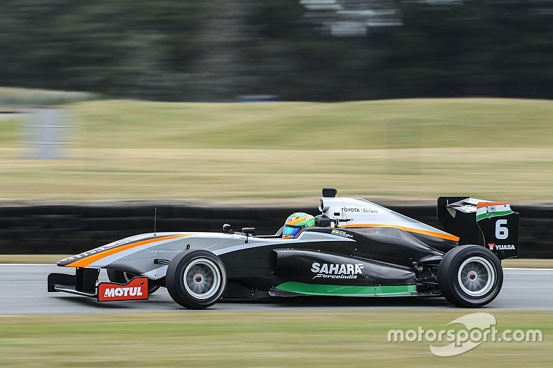 Teretonga TRS: Daruvala snatches win from Norris amid two red flags