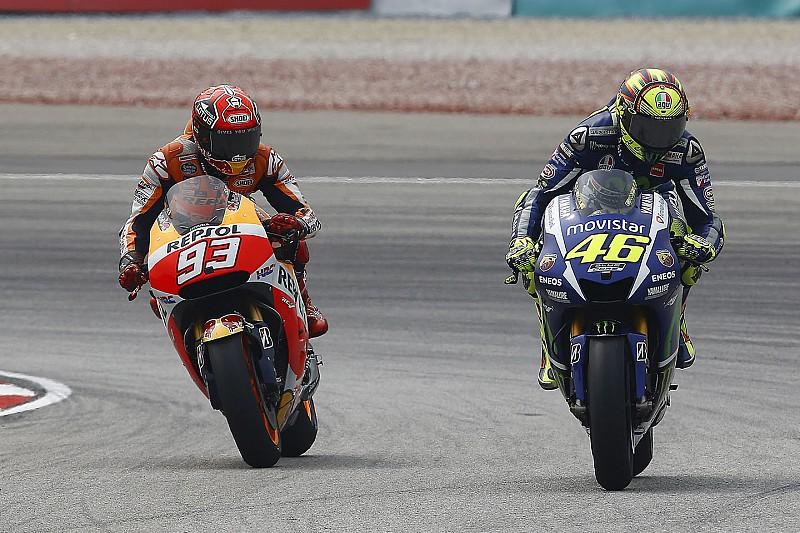 Rossi/Márquez: La FIM y Honda no mostrarán la telemetría del incidente