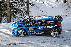 WRC Race report Mads equals Monte best
