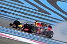 Bestzeit für Daniel Ricciardo beim Regenreifen-Test der Formel 1