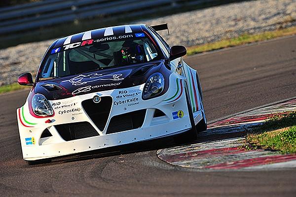 Nuovi test in vista per la Giulietta TCR Romeo Ferraris