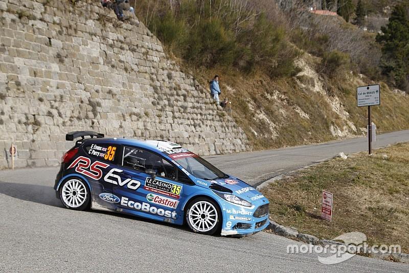 Monte-Carlo: che debutto per la nuova Fiesta R5 EVO