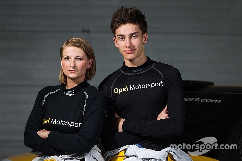Colpaccio Opel Rallye Jr Team: preso Chris Ingram