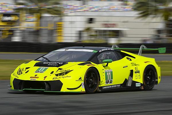 Bell has high hopes for Lamborghini and O'Gara