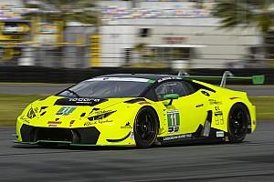 IMSA Breaking news Bell has high hopes for Lamborghini and O'Gara