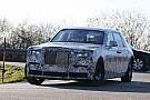 Rolls-Royce test nieuw onderstel én nieuwe Phantom