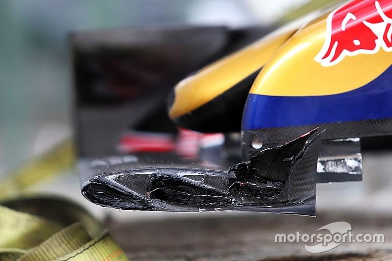 Toro Rosso hará cambios aerodinámicos