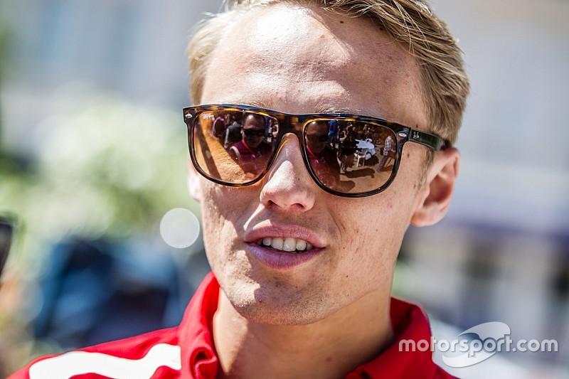 Чилтон проведёт сезон в IndyCar