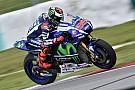MotoGP雪邦测试第一天:洛伦佐领跑