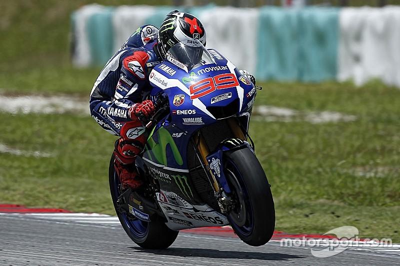MotoGP-Test in Sepang: Lorenzo knackt die 2-Minuten-Marke