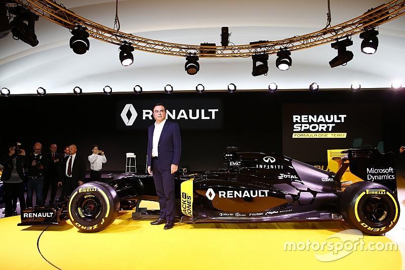 La Infiniti diventa partner tecnico di Renault F1