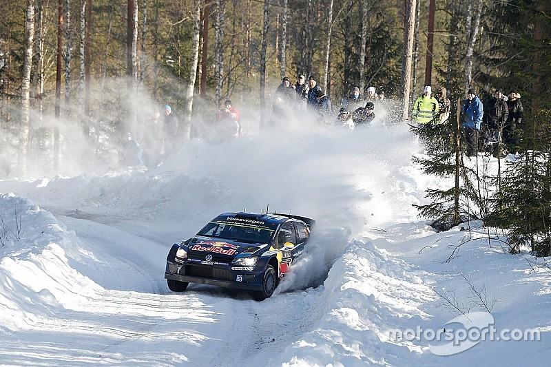 Rallye Schweden findet statt – auf verkürzter Route