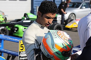 Other open wheel Breaking news Reddy joins Fortec for BRDC F4 switch