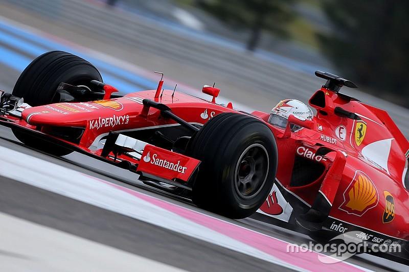 """Diez años sin un título sería una """"tragedia"""" para Ferrari, dice Marchionne"""