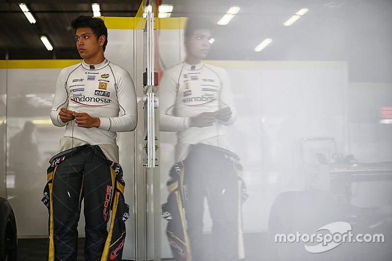 Арман перешел в GP2
