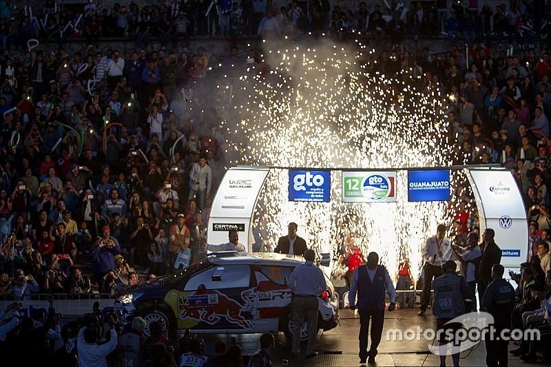 En México habrá 10 world rally cars