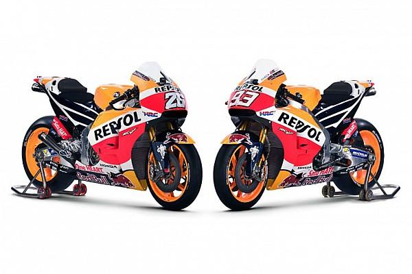 MotoGP Honda präsentiert neues MotoGP-Bike für Marquez und Pedrosa