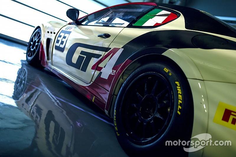 Le Maserati Gran Turismo MC in arrivo in classe GT4
