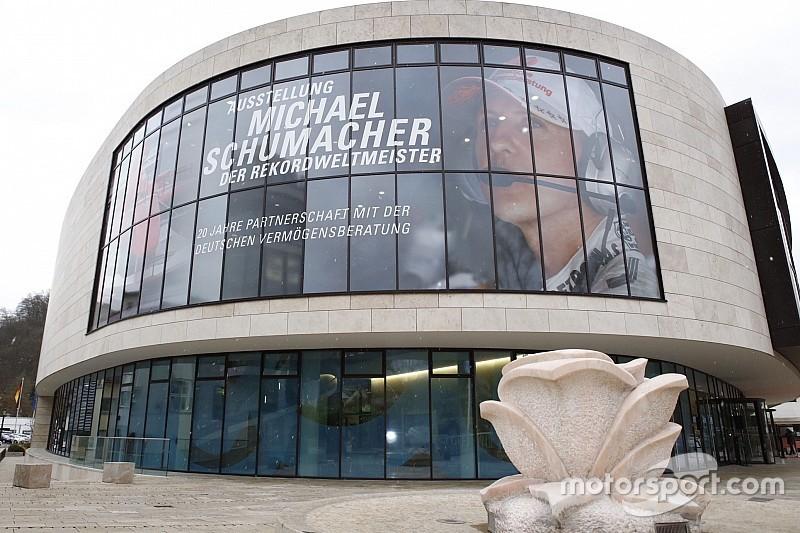 Schumachers F1-carrière centraal in gratis tentoonstelling