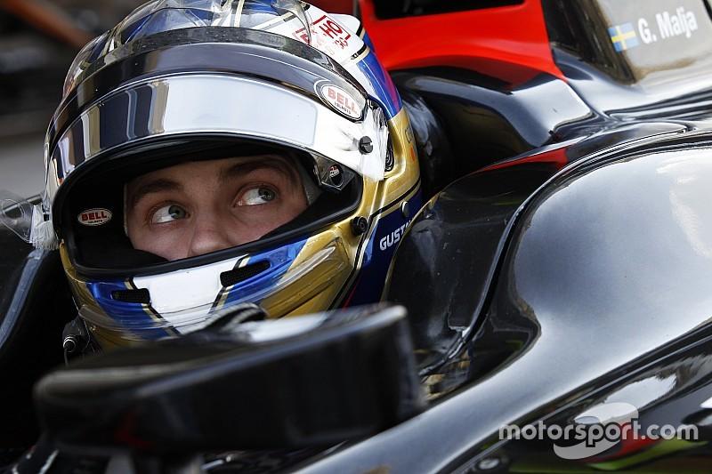 Gustav Malja in GP2: ha firmato per il team Rapax