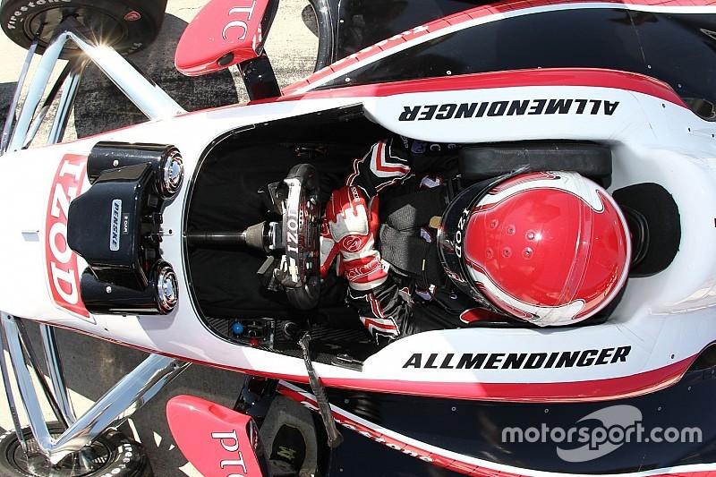 """Allmendinger: """"Na Wilsons dood nooit meer in een open IndyCar-cockpit"""""""