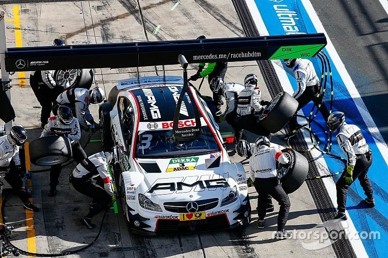 В Mercedes объявили составы команд в DTM