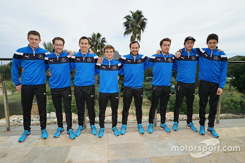 Juncadella e Gotz promossi nel team Mercedes HWA