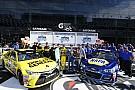 Die Startaufstellung für das 58. Daytona 500