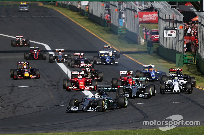 FIA опубликовала официальный заявочный лист Ф1