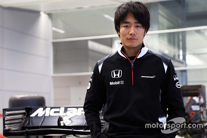 松下信治(Nobuharu Matsushita)成为迈凯伦F1的测试车手