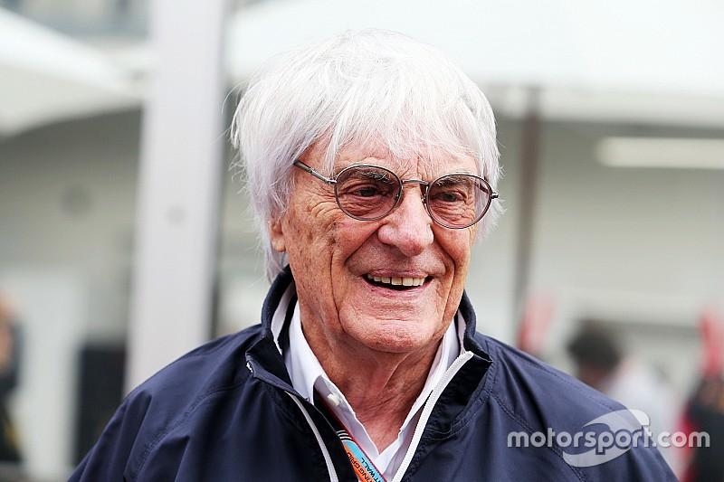 """伯尼老人家: """"现在F1没啥意思"""""""