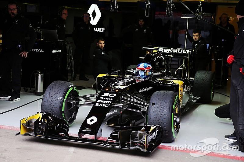 Ecco la RS16, la vettura che segna il ritorno di Renault in F.1 come costruttore