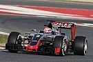 Haas vermeldet Vollzug: Formel-1-Testdebüt gelungen
