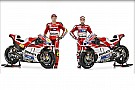Ducati toont MotoGP-model voor 2016