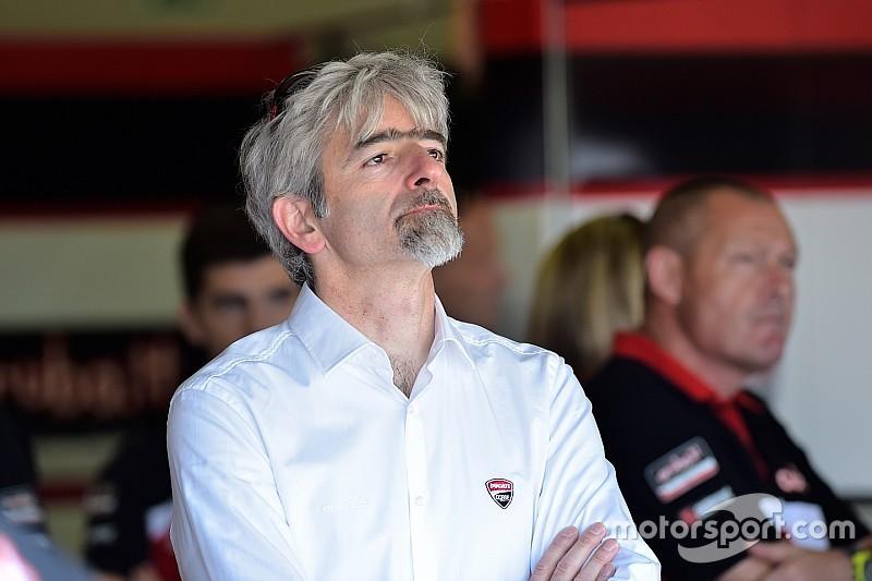 """Dall'Igna: """"La Desmosedici GP è un'evoluzione della GP15. Cerchiamo regolarità"""""""
