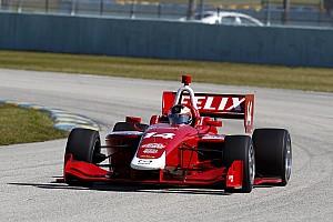 Indy Lights Noticias de última hora Rosenqvist competirá en la Indy Lights