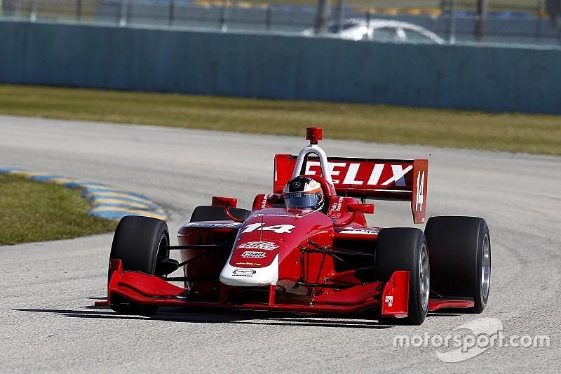 Rosenqvist competirá en la Indy Lights